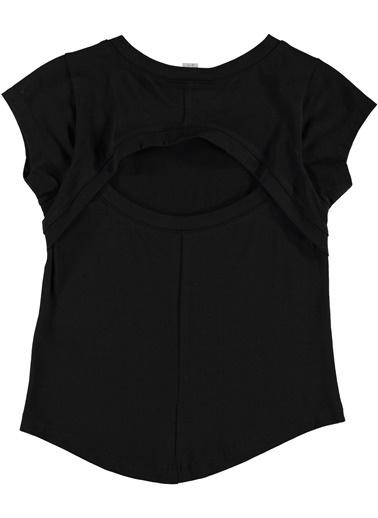 Panço Tişört Siyah
